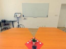 Jazyková škola Amigas, učebna 1