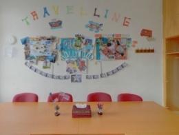 Jazyková škola Amigas, učebna 4
